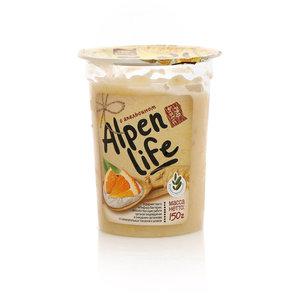 Биопродукт ферментированный овсяный с апельсином 0,0% ТМ Alpen Life (Альпен Лайф)
