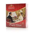 Чай черный Английский классический 100*1,5г ТМ Hyleys (Хэйлис)