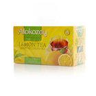 Чай черный с ароматом лимона 25*2 г ТМ Alokozay (Алокозэй)