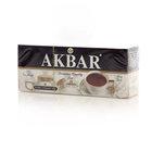 Чай черный байховый цейлонский мелкий в пакетиках 25*2г ТМ Akbar (Акбар)