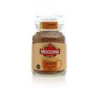 Кофе натуральный растворимый сублимированный с ароматом карамели ТМ Moccona (Моккона)
