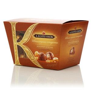 Шоколадные конфеты ТМ А.Коркунов