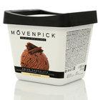 Мороженое Пломбир ТМ Movenpick (Мовенпик) шоколадный с шоколадным соусом