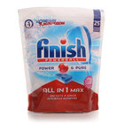 Таблетки для посудомоечных машин Finish Power & Pure all in 1 max TM Finish (Финиш), 25 шт.