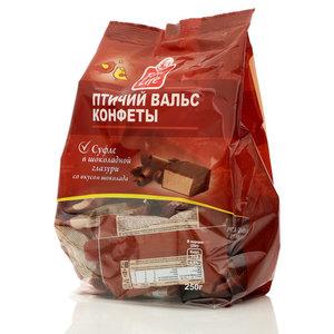 Конфеты Птичий Вальс с шоколадным вкусом ТМ Fine Life (Файн Лайф)