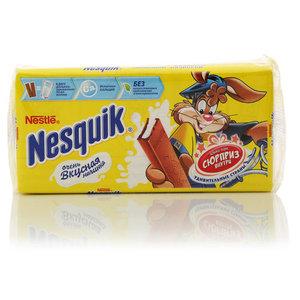 Шоколад молочный с молочной начинкой и кальцием 5*100г ТМ Nesquik (Несквик)