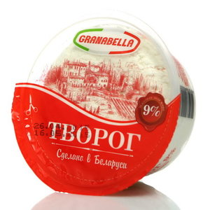Творог 9% ТМ Granabella (Гранабелла)