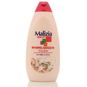 Гель для душа Beauty орхидея и шелк TM Malizia (Мализиа)