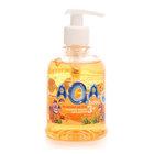 Жидкое мыло для детей Янтарная лагуна ТМ Aqa baby (Аква беби)