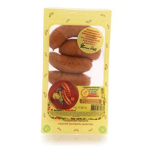 Колбаски Ветчинные с горчицей ТМ Иней