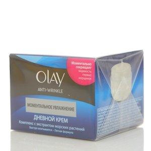 Дневной крем Моментальное увлажнение ТМ Olay (Олей)