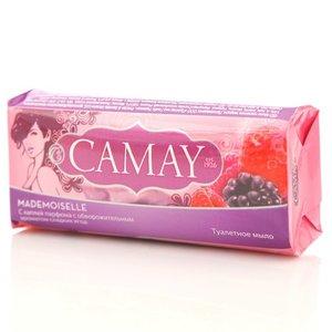 Мыло туалетное Mademoiselle ТМ Camay (Камей)