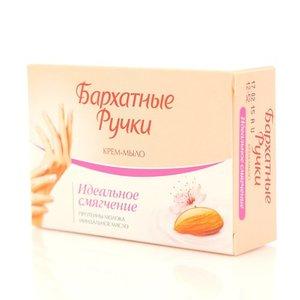 Крем-мыло ТМ Бархатные ручки