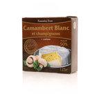 Сыр мягкий Камамбер Блан с грибами ТМ Сырный дом