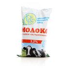 Молоко пастеризованное 3,2% ТМ Дмитровский молочный завод