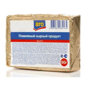 Сырный плавленый продукт  Дружба ТМ Aro (Аро)