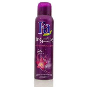 Дезодорант Волшебные моменты ТМ Fa (Фа)