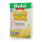 Каша без молочная кукурузная низкоаллергенная ТМ Bebi (Бэби)