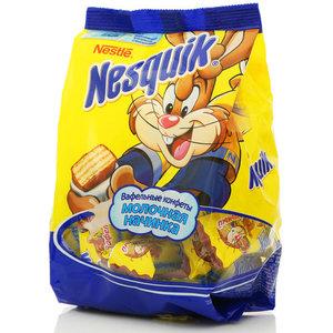 Конфеты вафельные глазированные ТМ Nestle (Нестле)