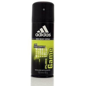Део-спрей для мужчин Pure Game Deo Body Spray ТМ Adidas (Адидас)