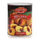 Персики половинки ТМ Vitaland (Виталэнд)