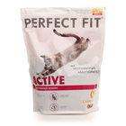 Корм сухой с курицей для взрослых кошек ТМ Perfect Fit (Пёрфект фит)