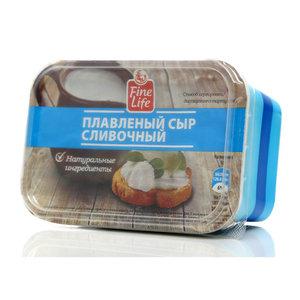 Сыр плавленый сливочный ТМ Fine Life (Файн Лайф) 50%