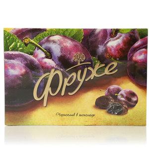 Конфеты глазированные чернослив в шоколаде ТМ Фруже