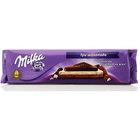 Трехслойный шоколад ТМ Milka (Милка) три шоколада