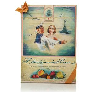 Ассорти сухофруктов в шоколадной глазури Севастопольский вальс ТМ Озерский сувенир