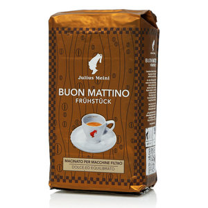 Кофе молотый Buon Mattino ТМ Julius Meinl (Юлиус Майнл)