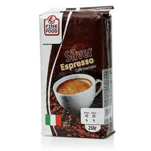 Кофе молотый Silver Espresso ТМ Fine Food (Файн Фуд)