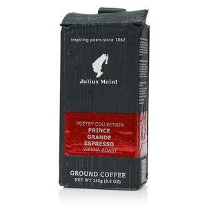 Кофе молотый Grand Espresso ТМ Julius Meinl (Юлиус Майнл) классический