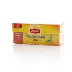 Чай черный Yellow Label Tea ТМ Липтон 20*2г