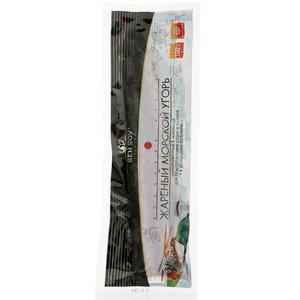 Икра летучей рыбы замороженая для приготовления роллов Калифорния ТМ Sen Soy (Cен Cой) красная