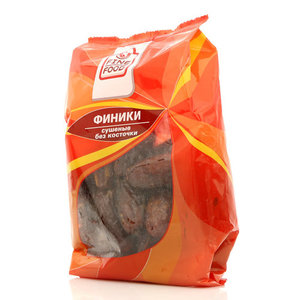 Финики сушеные без косточки ТМ Fine Food (Файн Фуд)