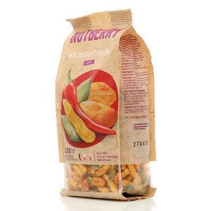 Смесь из орехов, семян масленичных культур, крекеров ТМ Nutberry (Нутберри)