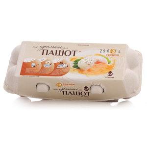 Яйцо идеальное для пашот С2 ТМ Оредеж, 10 шт.