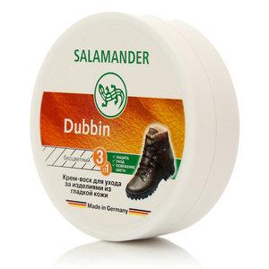 Крем - воск для ухода за изделиями из гладкой кожи бесцветный ТМ Salamander (Саламандер)