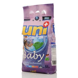 Стиральный порошок Baby ТМ Uni+ (Юни Плюс)