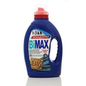 Средство для стирки жидкое гель BiMax Jeans ТМ BiMax (БиМакс)
