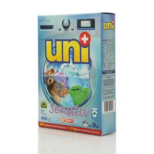 Стиральный порошок концентрированный Sensitive ТМ UNI+ (ЮНИ+)