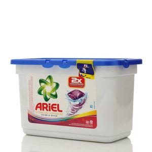 Средство моющее жидкое Ariel Active Gel Capsules Color & Style ТМ Ariel (Ариель)