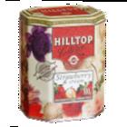 Чай черный земляника со сливками ТМ Hilltop (Хиллтоп)