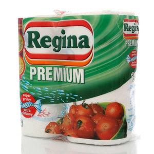 Бумажные полотенца универсальные premium ТМ Regina (Реджина), 2 рулона