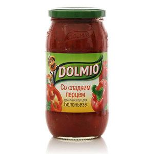 Соус томатный для болоньезе со сладким перцем ТМ Dolmio (Долмио)