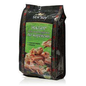 Набор для приготовления салата ТМ Sen Soy (Сэн Сой) Спаржа по- корейски