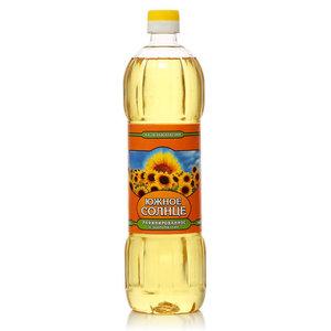 Подсолнечное масло ТМ Южное Солнце рафинированное дезодорированное