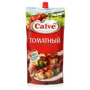 Кетчуп томатный ТМ Calve (Кальве)
