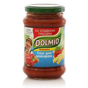 Соус томатный для макарон со сладким перцем ТМ Dolmio (Долмио)